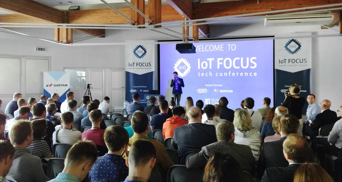 IoT Focus Minsk 2019